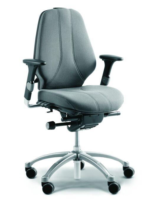 RH Logic 300 Medium Back Ergonomic Office Chair side