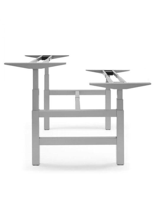 STEELFORCE PRO 470 SLS Bench Height Adjustable Desk Side