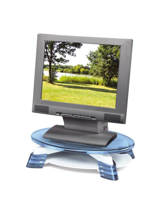 Swivelling Flat Screen Monitor Raiser