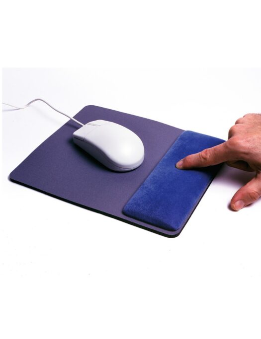 Tru Back SuperGlide Wrist Support Mouse Pad