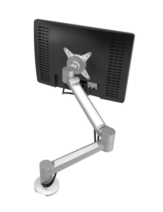 ViewLite Plus – Single Monitor Arm Back