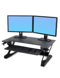 Workfit-T Sit Stand Desktop Workstation