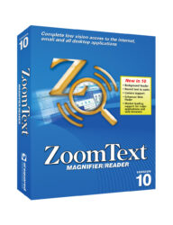 ZoomText Magnifier and Reader Software