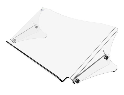 A3 Adjustable Acrylic Document Holder - Copy Holder