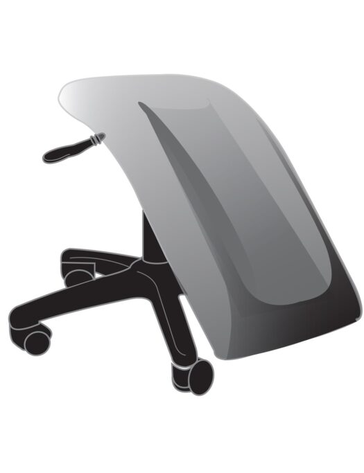 Adapt actyv Single Legrest Support Stool graphic