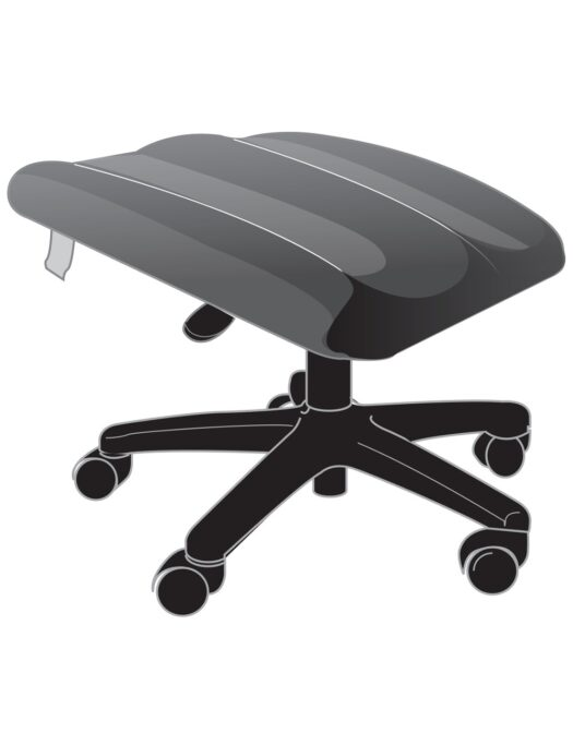 Adapt Actyv Double Leg Support Stool Graphic