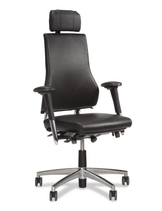 BMA Axia 2.4 Leather Office Chair