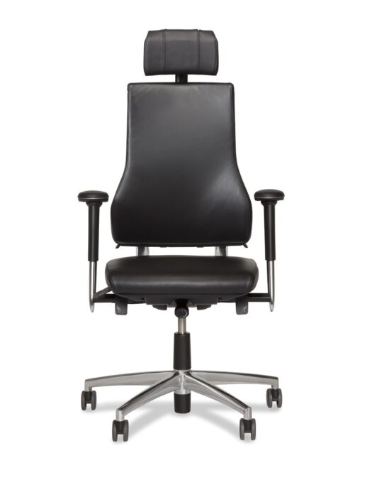 BMA Axia 2.4 Leather Office Chair front