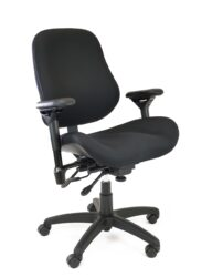 Bodybilt J2504 Big and Tall Office Chair side