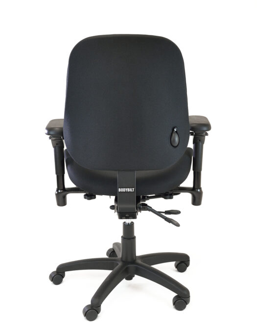 Bodybilt J2504 Big and Tall Office Chair back