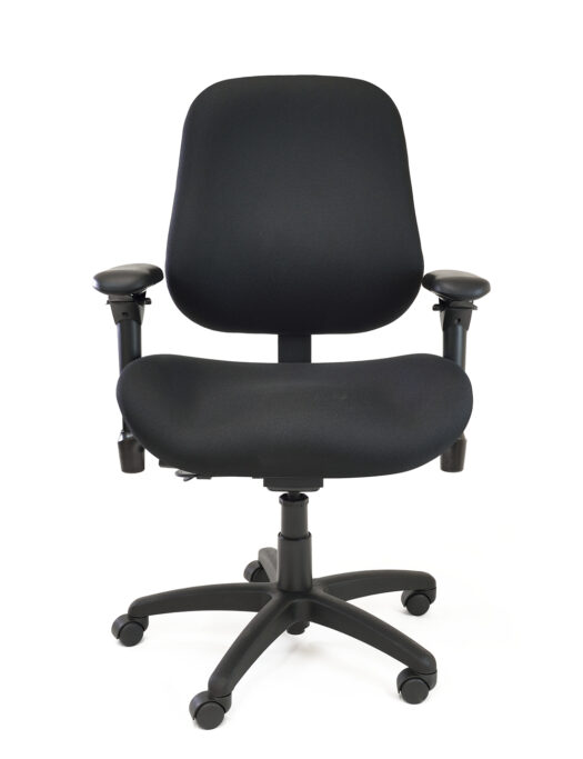 Bodybilt J2504 Big and Tall Office Chair front