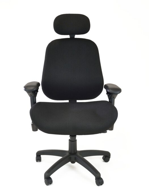 Bodybilt J3504 Big and Tall Heavy Duty Office Chair front