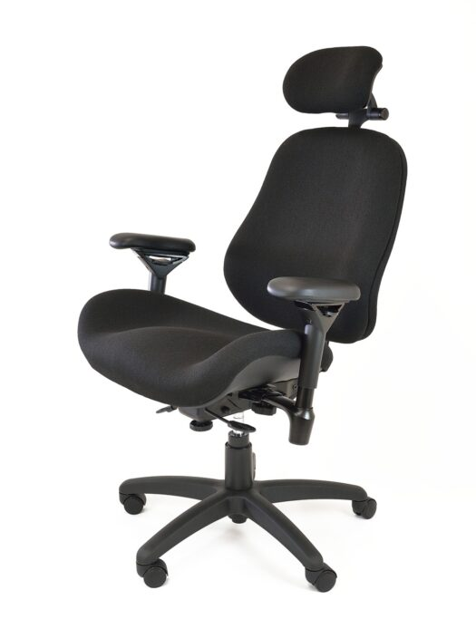 Bodybilt J3504 Big and Tall Heavy Duty Office Chair side