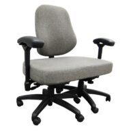 Bodybilt Double Bariatric Office Chair up to 317 kgs