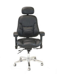 Bodybilt E3507 Leather Office Chair