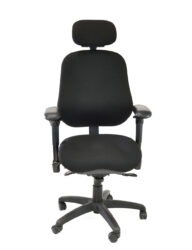 Bodybilt J3407 Office Chair with Head Rest