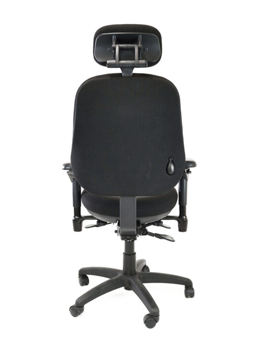 Bodybilt J3407 Office Chairs with Head Rest back