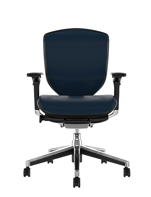 Enjoy Elite Leather Office Chair Front