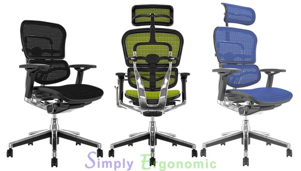 Ergohuman Elite Office Chairs