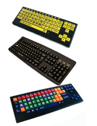 Monster Keyboards