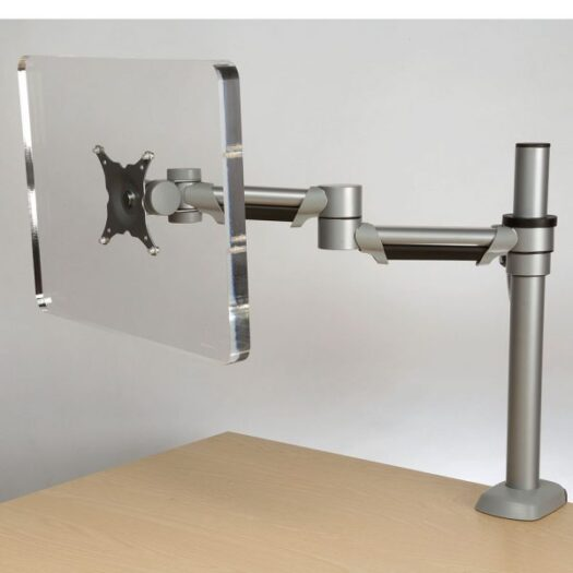 Single Monitor Arm for 13 - 30 inch Monitors