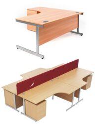 Standard Office Desking
